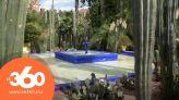 """غلاف فيديو - حديقة """"ماجوريل"""" تبهر سياحا من مختلف الجنسيات"""