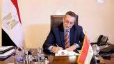 سفير مصر أشرف ابراهيم