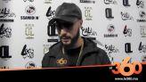 غلاف فيديو -علي الصامد لLE360 :دويتو غنائي سيجمعني بمسلم وكومي قريبا