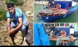ماهر بلمونجي بريكي، 33 سنة، الصياد المتوفى