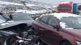 حادث ثلوج