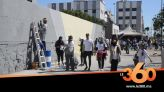 """cover vidéo: Le360.ma •بالفيديو. """"بيك وبيا كازا تبقى نقية""""..حملة شبابية لتنظيف شوارع البيضاء"""