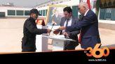 Cover_Vidéo: Le360.ma •هكذا احتفلت مندوبية السجون بموظفيها بسجن آيت ملول 2