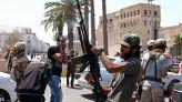 مواجهات ليبيا