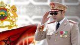 الملك محمد السادس القائد الأعلى
