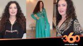 Cover_Vidéo: Le360.ma • الحلقة 13: تشكيلة من الجلابيات والفساتين البلدية المرصعة بالأحجار من تصميم أزهار خالدي