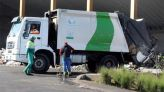 شاحنة أزبال