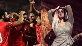عارضة المنتخب المصري