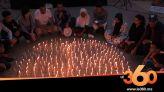 Cover_Vidéo: Le360.ma •إمليل. وقفة بالشموع ترحما على ضحايا فاجعة الحوز