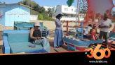 """cover vidéo:Le360.ma •شباب ينشئون """"مكتبة شاطئية"""" لتشجيع المصطافين على القراءة"""