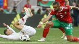المنتخب المغربي في المونديال