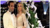 هنا الزاهد وزوجها أحمد فهمي