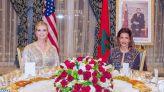 الأميرة لالة مريم وإيفانكا ترامب