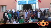 """Cover_Vidéo: Le360.ma •نجوم مهرجان مراكش يشاركون في حملة طبية مجانية لعلاج """"الجلالة"""""""