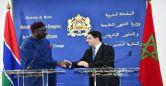 جمهورية غامبيا تفتتح قنصليتها في المغرب