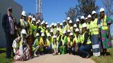 صحافيات إفريقيات في زيارة لشبكة «ليبانافريكان»