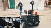 روبوت تونس كورونا