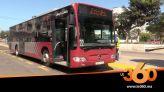 حافلات أوروبية مؤقتة تجوب شوارع الدارالبيضاء
