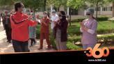 Cover Vidéo - أجواء مؤثرة لحظة مغادرة مصابين بكورونا لمستشفى وجدة
