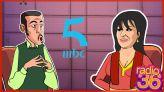 Cover Vidéo - راديو 36- فيفي عبده تحكي عن أسرار الكاميرا كاشي واتفاقها مع الضيوف