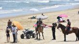 بالصور: اعتماد العديد من التدابير بشواطئ تطوان وطنجة من أجل الاصطياف