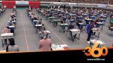 امتحانات البكالوريا داخل مركب محمد الخامس
