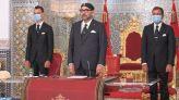 الملك خطاب العرش