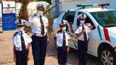 أمن أكادير يحقق أمنية ثلاث شقيقات