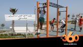 cover vidéo :Le360.ma • كورنيش عين الذئاب يستقطب عشاق الرياضة رغم إغلاق الشاطئ