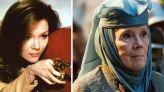 الممثلة البريطانية ديانا ريج