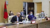 لجنة النموذج التنموي تلتقي ممثلين مؤسساتيين عن جهة العيون