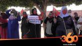 """Cover Vidéo - مموني الحفلات و""""النگافات"""" بمراكش يطالبون برفع الحظرعن الأعراس"""
