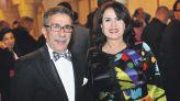 عزيز سعد الله وزوجته خديجة أسد
