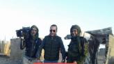 تغطية التلفزيون الجزائري للحرب الوهمية بالصحراء