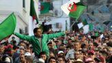 الاحتجاجات المظاهرات الجزائر