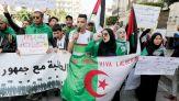 حراك طلبة الجزائر