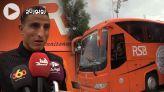 لاعبو نهضة بركان يحلقون إلى قطر بمعنويات مرتفعة