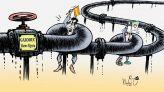 كاريكاتير: الحكومة الفيدرالية النيجيرية تستعد لبناء خط أنبوب الغاز نيجيريا-المغرب