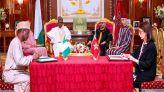 التوقيع على خط أنبوب الغاز نيجيريا-المغرب