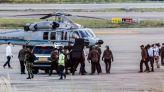 محاولة اغتيال رئيس كولومبيا