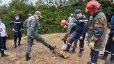 بالصور: 200 عنصرا من فرق مكافحة الحرائق بتطوان يتدربون على تقنيات جديدة
