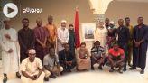 Cover Vidéo - طلبة من جنوب الصحراء يحتفلون بعيد الأضحى في وجدة