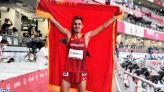 سفيان البقالي يحرز الميدالية الذهبية في أولمبياد طوكيو 2021