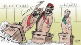 كاريكاتير: خسارة مدوية للإسلاميين في انتخابات 2021