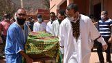 الهجوم المسلح بمالي.. تشييع جثمان القتيل الثاني بتزنيت