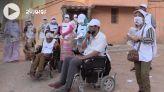 Cover Vidéo - انتخابات 2021.. أشخاص في وضعية إعاقة يخوضون الاستحقاقات عبر الحزب الديمقراطي الوطني