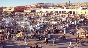 ساحة جامع الفنا