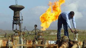 اكتشاف الغاز