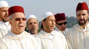 وزير الأوقاف رفقة أئمة