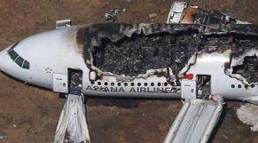 حطام الطائرة الروسية بسيناء